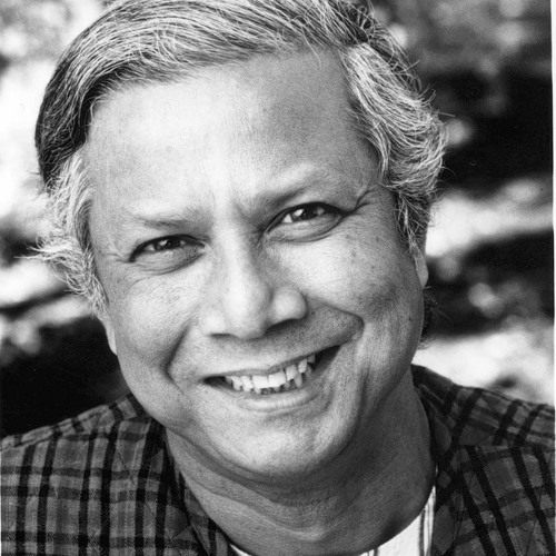 Muhammad Yunus (Nobel Peace Prize Winner): Solving Big Global Problems with Small Steps