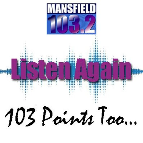 103 Points Too.... New Years Resolutions [SE01EP14 Friday 12th January 2018]