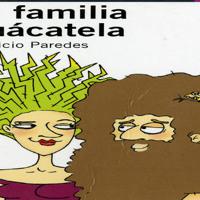 """Letras Minúsculas - """"La familia Guácatela"""" de Mauricio Paredes"""