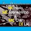 MC 7Belo, MC Maneirinho, MC GW - Taca Delicadamente-2018-(DJ LK) - LanÇamentos FunK -