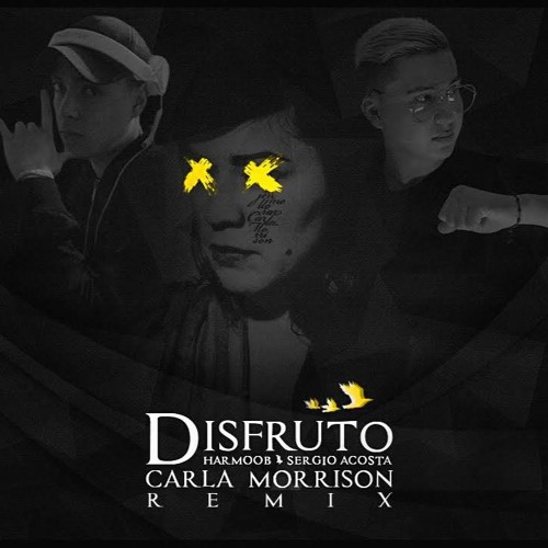 CM - Disfruto ( Sergio Acosta &  Harmoob Remix ) (FREE EN EL BOTON BUY)