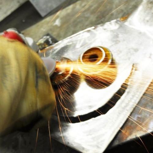 Dimbach   Metallkünstlerin Andrea Taspinarli