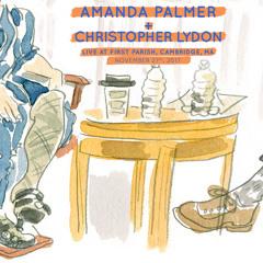 AMANDA PALMER & CHRISTOPHER LYDON IN CONVERSATION, NOV 27th 2017
