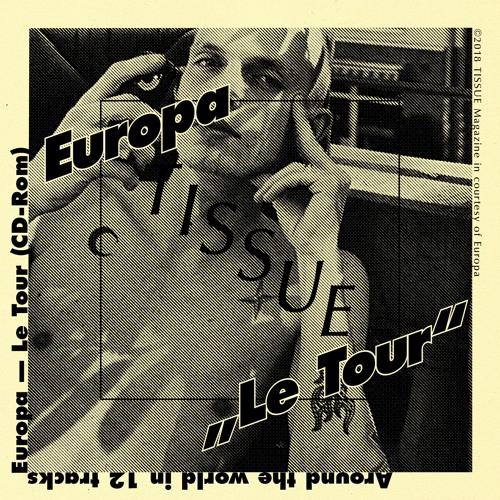 Europa — Le Tour (CD-Rom)