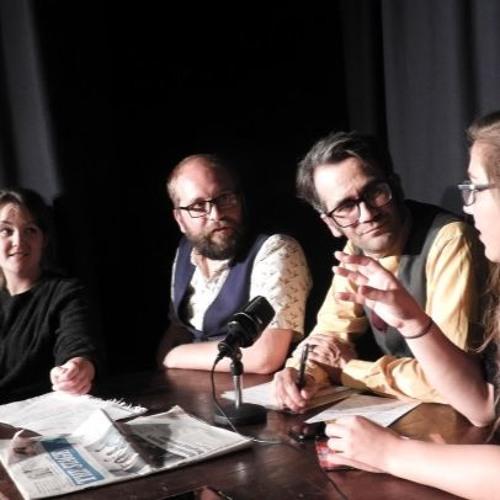 Yvette May, Tim Goose Kennington & Judey Bignell (Cast Iron Theatre; Episode 29)