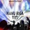 Manu Riga - Escape 034 2018-01-13 Artwork