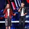 ليا القرص ، آدم الهدّاجي ، تاليا برهوش - You're The One That I Want - the voice kids