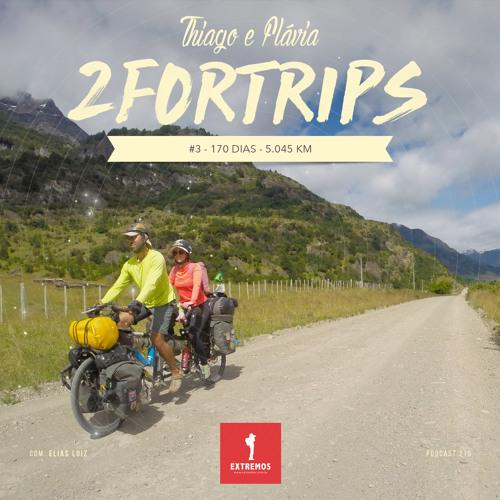 210 - 2ForTrips #3 - 170 dias - 5.045 km