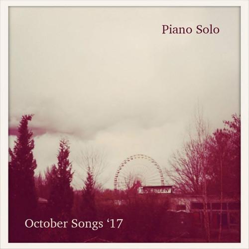 October Songs (Solo Piano)