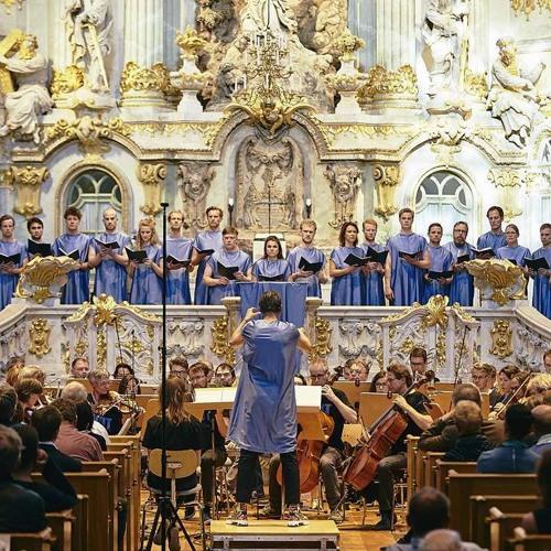 Wut - AI orchestra score @ Frauenkirche, Dresden