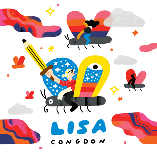 166 - It's Never Too Late with Lisa Congdon