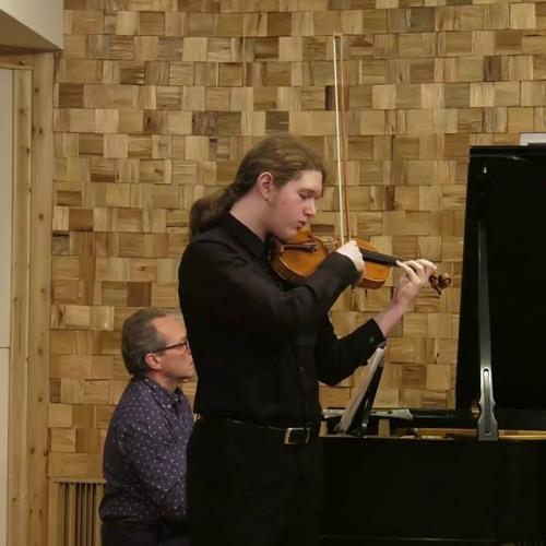 Public Affairs: Violin Prodigy Dexter Doris and Tulane Music Professor John Baron