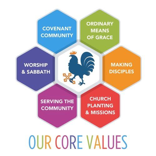 Manhattan Pres Core Values