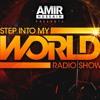 Amir Hussain - Step Into My World 040 2018-01-16 Artwork