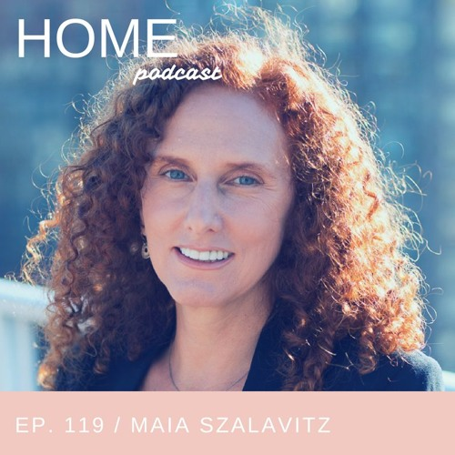 Episode 119: Maia Szalavitz