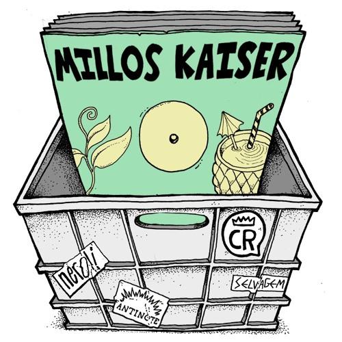Crown Ruler Mix # 4 - Millos Kaiser