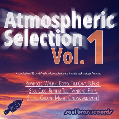 SBR078CO | Various Artists - Atmospheric Selection Vol. 1