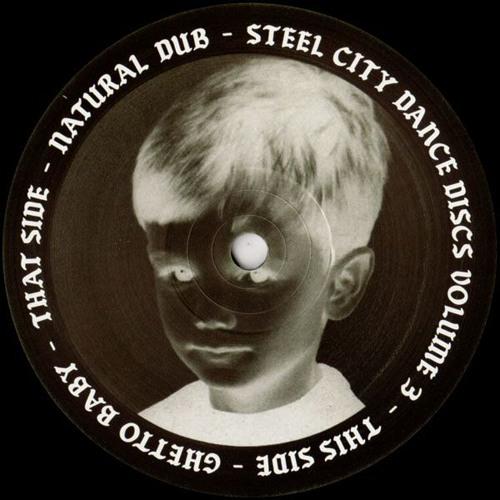 [SCDD003] X-Coast - Ghetto Baby / Natural Dub