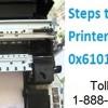 Call 1-800-597-1052 How to Fix HP Printer Error 0x61011bed? | HP help