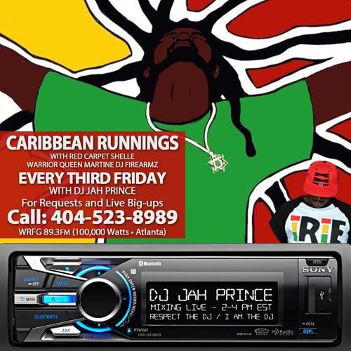 3rdFridays With Jah Prince On WRFG 48