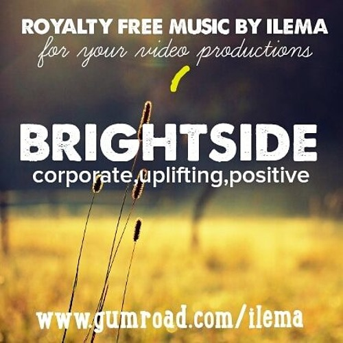 Brightside Royalty Free Music Energetic Uplifting