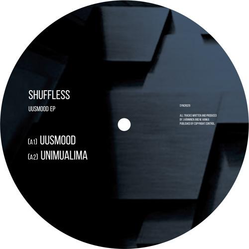 PREMIERE : Shuffless - Livelektro