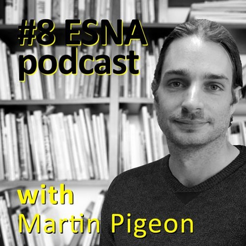 Podcast #8 – Corporate hands on Horizon 2020: An Interview with Martin Pigeon, 05/10/2017