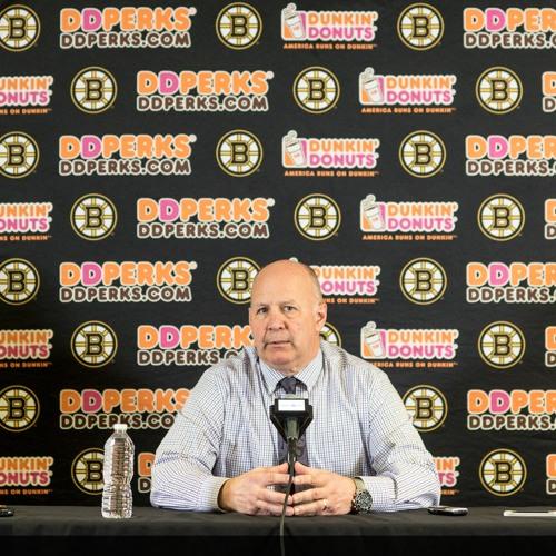 Tim Rosenthal Bruins Daily