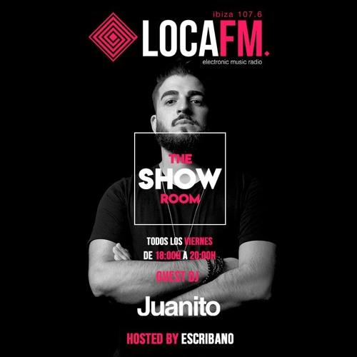 The Showroom Ibiza By Escribano #34 + Juanito [12 - 01 - 2018] - Loca FM Ibiza Radio