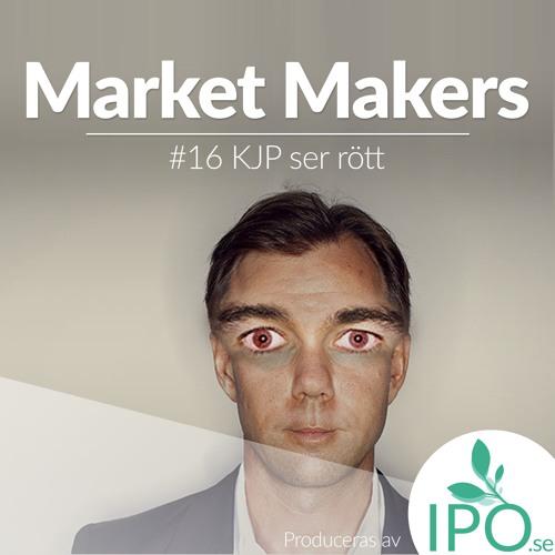 Market Makers - #16 KJP Ser Rött