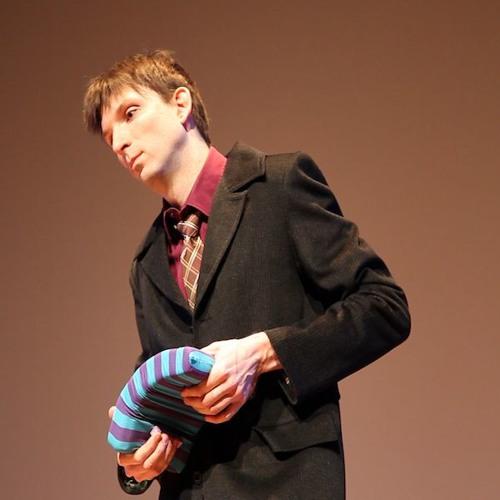 Martin Marier at NAISA - Art's Birthday Performance