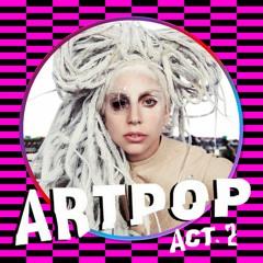 Lady Gaga - All Mine | (INSTRUMENTAL)
