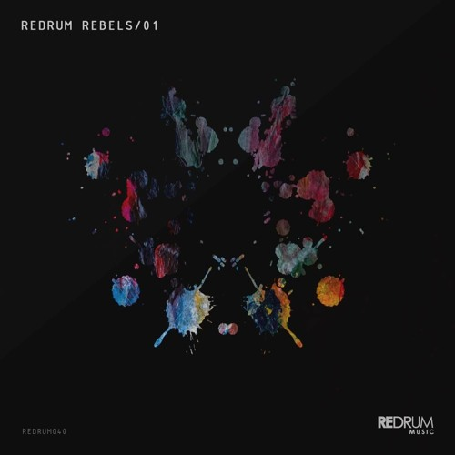 REDRUM040 -  Frederic Stunkel - Obsession In Dark