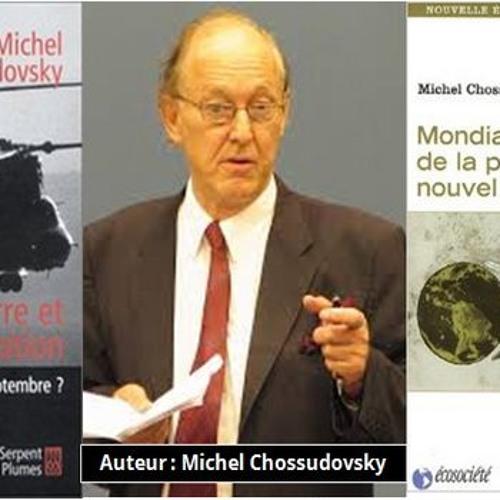 Le Pied A Papineau CKVL. Les va-t-en-guerre à Vancouver; entrevue Michel Chossudovsky