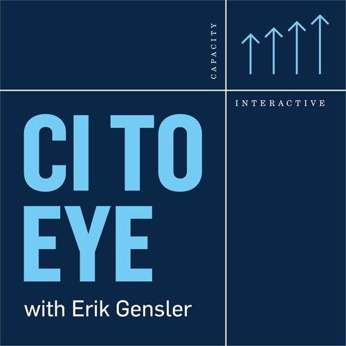 CI to Eye | Master Ticket Slinger: Christopher Williams