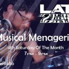 Latex Zebra - Musical Menagerie - October 2017