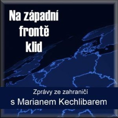 2018-01-17 - Na západní frontě klid - RNDr. Marian Kechlibar, Ph.D.