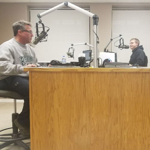 Steve Huglen Joins The Roseau Rams Coaches Show