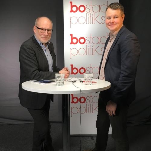 Johan Löfstrand om sjunkande bostadsbyggande, investeringsbidraget och valet