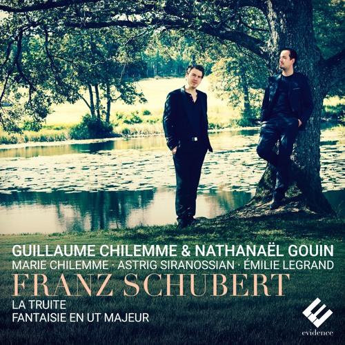 Schubert | La truite: IV. Tema con variazione. Andantino | Nathanaël Gouin, Guillaume Chilemme