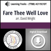 Fare Thee Well Love - Preview