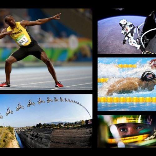#1  Visualisation works Ask Michael Phelps Lewis Hamilton