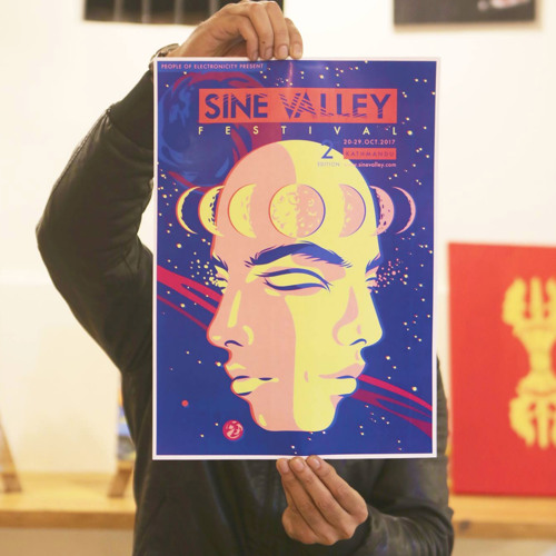 DJ Set at Evoke - Sine Valley 2017
