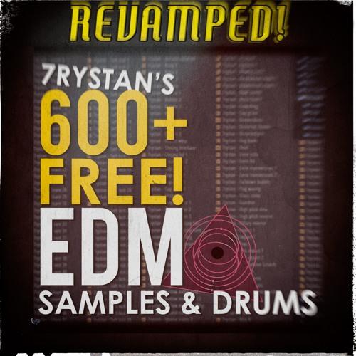 600+ FREE EDM SAMPLES & DRUMS! [REVAMPED 01/18/18]
