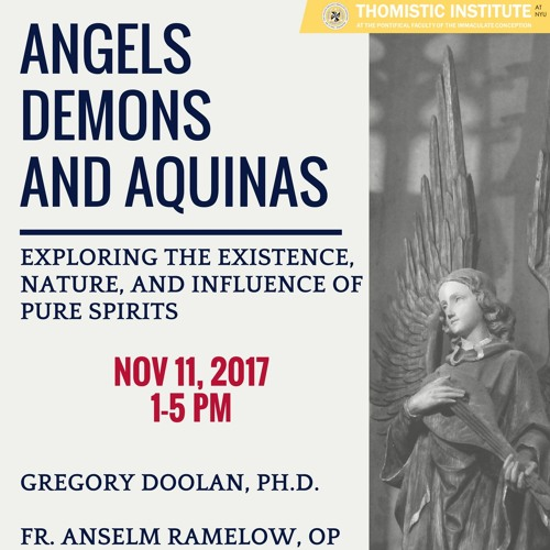 """Gregory Doolan--""""What can Philosophy Tell us About Angels?"""""""