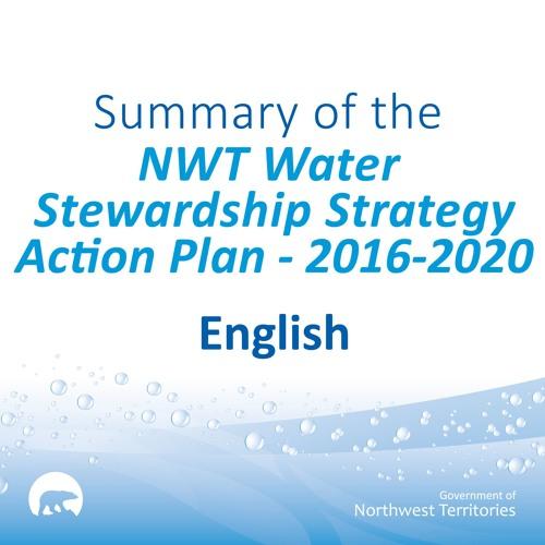 NWT Water Stewardship Action Plan ENGLISH
