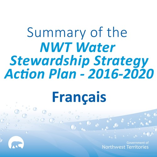 NWT Water Stewardship Action Plan FRENCH
