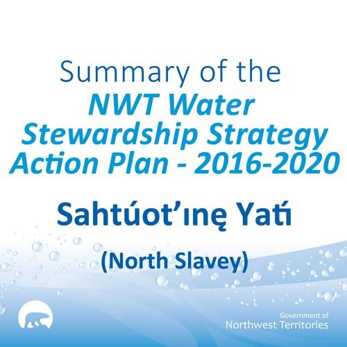NWT Water Stewardship Action Plan NORTH SLAVEY