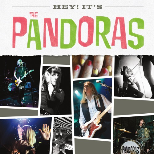The Pandoras - It's Getting Harder All The Time