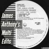 Download The Girls Club- I Lost The Love (James Anthony's Multi Edits) Mp3